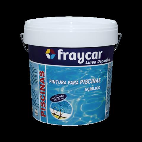 Acr lico piscinas fraycar for Piscina de acrilico